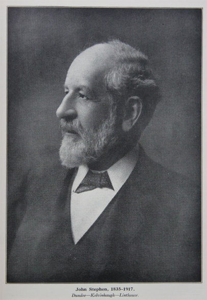 Fotografía de John Stephen (1835-1917)